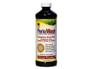 PerioWash CinnaMint - Nature's Answer - 16 oz - Liquid