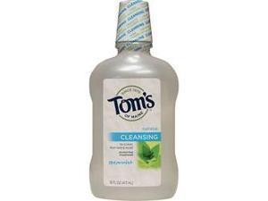 Cleansing Spearmint Mouthwash (Replaces upc 077326401163) - 16 oz - Liquid