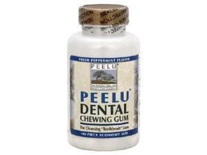 Xylitol Dental Gum - Peppermint - Peelu - 100 - Gum