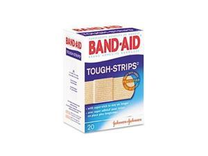 Band-Aid Tough-Strips Adhesive Bandages-20ct, One Size