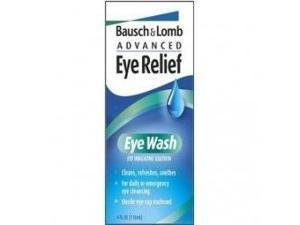 Advanced Eye Relief Eye Wash 4 fl oz (118 ml)