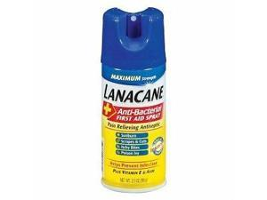 Lanacane Anti-Bacterial First Aid Spray, Aerosol, 3.5 oz