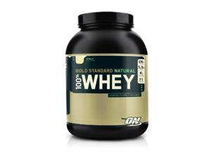 Optimum Nutrition 100% Whey Gold Standard Natural  Whey,  Vanilla, 5 Pound