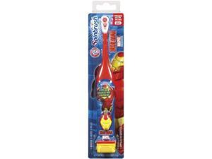 Spinbrush Battery Powered Toothbrush, Marvel Heroes