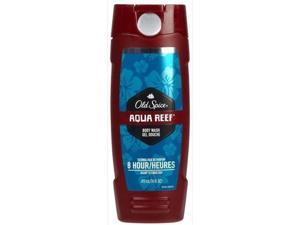 Old Spice Red Zone Body Wash-Aqua Reef-16 oz.
