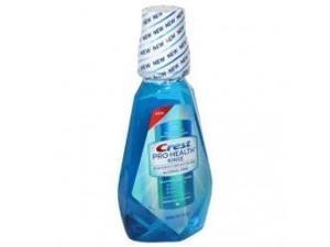 Crest Antigingivitis/Antiplaque Oral Rinse, CPC, Refreshing Clean Mint 16.9 f...