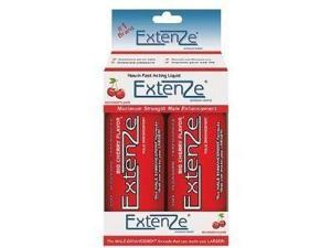 Extenze Male Enhancement, Maximum Strength, Big Cherry Flavor, 2 ct.
