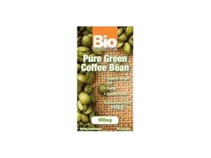 Bio Nutrition - Pure Green Coffee Bean 800mg - 50 Capsules