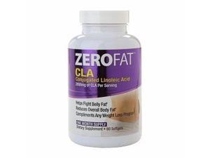 Windmill Zero Fat CLA, Softgels, 60 ea