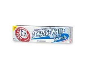 Advance White Brilliant Fluoride Toothpaste - 4.3