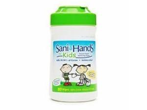 SANI-HANDS INST SANI WIPES KDS Size: 80