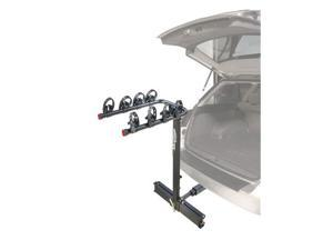 "Advantage GlideAWAY2 Deluxe 4-Bike Carrier - Fits 1.25"" & 2"" Hitch Receiver"