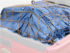 HitchMate 4' x 6' Cargo StretchWeb #4254 - Cargo Management stretch web with 12 hooks & storage bag