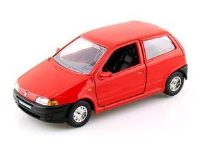 Fiat Punto 1/24 Red