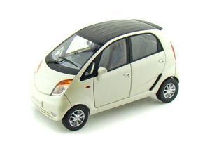 Tata Nano LX 1/18 White