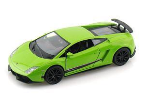 Lamborghini Gallardo LP 570-4 Superleggera 1/36 Green