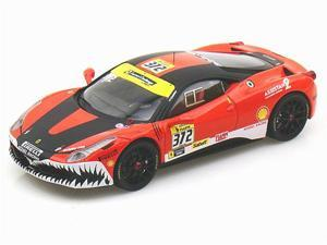 Ferrari 458 Kessel Racing LM 2011 Elite 1/43 Red/Black