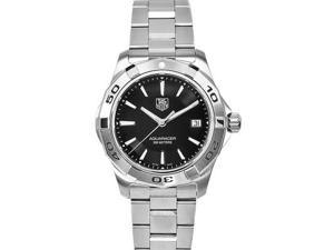 Tag Heuer Aquaracer Stainless Steel Mens Watch WAP1110BA0831