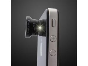 Wide Angle / Macro Lens designed for Apple iPhone 4 iPhone 4S iPod Nano 5 iPad