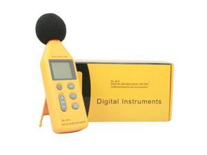 USB Handy Digital Sound Noise Level Meter Decibel Pressure Logger w/ Tripod Mounting