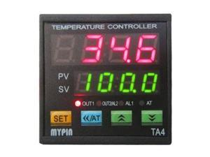 Dual Display Digital F/C PID Temperature Controller for temperature control and adjust system of food & beverage&#59; oven&#59; furnance, ...
