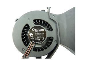CPU Cooler Cooling Fan for Apple iMac G5, Fan Part Number B1206PHV1-A ( 12V 2.6W ) - Special Clearance