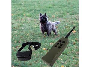 Small/Medium/Big Stubborn Dog Shock & Vibration VIBRA Remote Training Collar