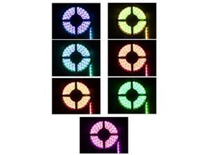 5M 500CM 300 LEDs RGB Waterproof Light Strip 5050 SMD w/ 24Key IR Remote for Home Decoration use, Hotels, Clubs, Shopping ...