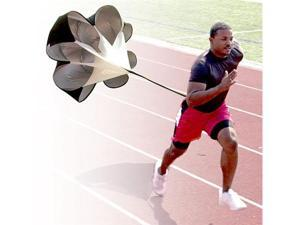 "48"" -inch Speed Training Resistance Parachute Chute Power"