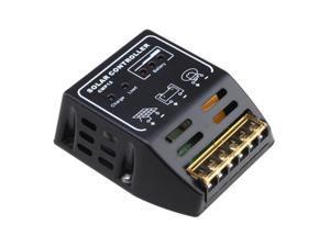 12V/24V Solar Panel Charge Controller - 10A
