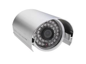 "Built-in Sensor LED 1/4"" SHARP CCD Outdoor Security Camera 36 IR LEDs Video CCTV Camera View Angle 52° - Night Vision w/ ..."