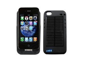 Solar Power 2400mAh Battery Charger Case for iPhone 4S/ iPhone 4