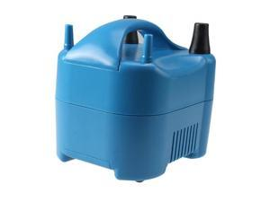 AGPtek Two Nozzles High Speed Electric Balloon Inflator Air Pump Party