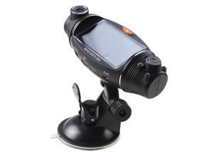 "GPS Car DVR Dual Lens Camera Recorder 2.7"" LCD DVR Video Dashboard Vehicle Cam"