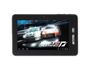 "AGPtek 3G 7"" Capacitive Full Touch Screen Android 4.0 WiFi 1.2GHz CPU 512MB DDR3 Memory 4GB Tablet PC w/ Gravity Sensor HDMI ..."