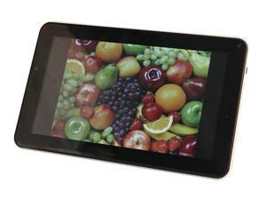 "AGPTek 8GB Android 4.0 9"" Capacitive Touch Screen G-Sensor Internet Tablet - A8 1.2 GHz, 512MB DDR3 Memory, 1080p"