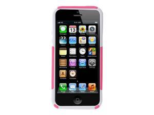 Dual Layer Rubberized PC + TPU Shockproof Protective Commuter Series Case Cover for Apple iPhone 5