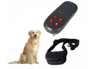 4 in 1 Remote Dog Training Collar Electric Shock Vibrate Dog Trainer