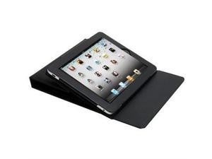 Wireless Bluetooth 2.0 Silicone Keyboard + Folding Protective PU Leather Case for Apple New iPad, iPad 2