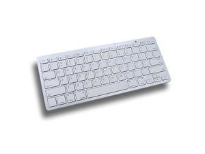 Slim Mini Bluetooth Wireless Keyboard for PC/ Laptop/ Mac /iPad Mini / iPad 4 / New iPad 3 / iPod Touch / Android 3.0 and ...