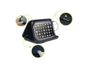 "7"" Stand PU Leather Case Bag Cover w/ Speaker Sounder MID Android Tablet"