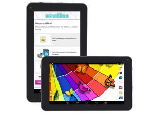 "AGPtek 7"" Tablet PC - Android 4.2 8GB Touchscreen WiFi Quad Core HD Cortex A7 1GB RAM 1.5GHZ HDMI G-sensor Google Play"
