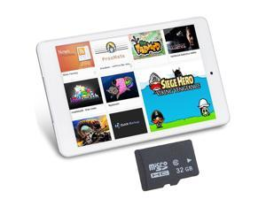 "AGPtek 7"" -inch Quad Core 8GB WiFi IPS HD Screen Android 4.1 Jelly Bean Tablet PC w/ 32GB Micro SD Card – Super Slim 7.3 ..."