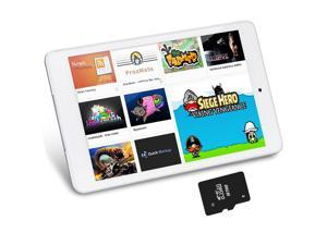 "AGPtek 7"" -inch Quad Core 8GB WiFi IPS HD Screen Android 4.1 Jelly Bean Tablet PC w/ 8GB Micro SD Card – Super Slim 7.3 mm ..."