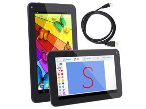 """AGPtek 7""""-inch Android 4.2 8GB Touchscreen Tablet PC w/ Free HDMI Cable - W-iFi, Quad Core HD Cortex A7, 1GB RAM, 1.5GHZ, ..."""