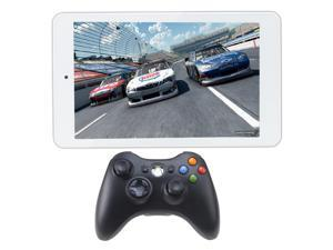 "AGPtek 7""-inch Android 4.1 Tablet PC w/ 2.4GHz USB Wireless Game Controller - Super Slim 7.3 mm,Cortex A9,1.6GHz,Quad Core,8GB ..."