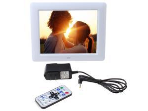 "8"" -inch Multi-functional Digital Photo Frame & MP3 with Remote Control"