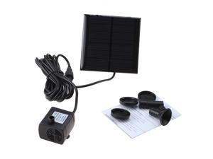 Solar Power Water Pump System