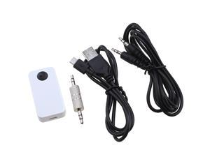 Portable Bluetooth Audio Music Streaming Receiver Adapter for iPhone iPod Samsung PC Car Speaker w/ 3.5 mm Stereo Outputs