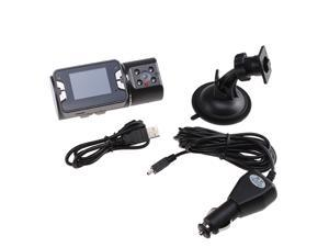 AGPtek GD26 Dashboard Car Vehicle Camera Dual Lens Video Recorder DVR CAM HD 720p